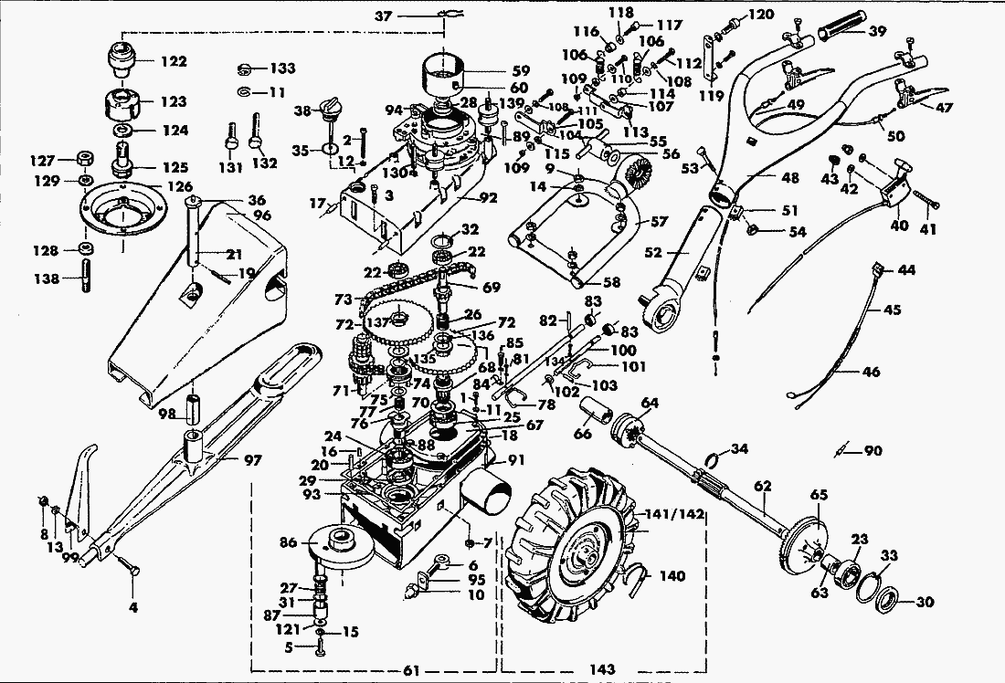 Engine And Cutter Drive furthermore S26572 also Cold Steel Cerbottana Big Bore PRO 4 B6254P moreover Model 1116 Hobby Gardener Parts List moreover 23 Hp Kawasaki Engine Diagram. on sickle bar