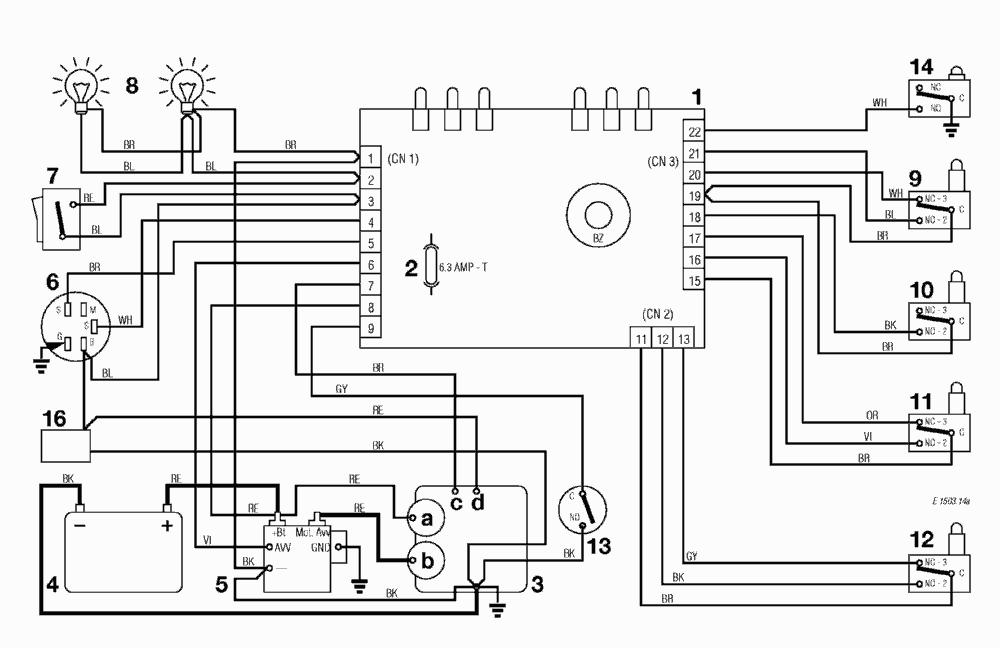 Ziemlich Elektrisches Schema Ideen - Elektrische Schaltplan-Ideen ...