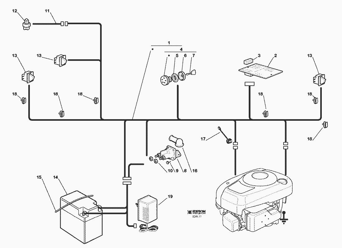 ersatzteillisten f r solo rasenm her eletrischeteile elektrische anlassen ersatzteil shop. Black Bedroom Furniture Sets. Home Design Ideas
