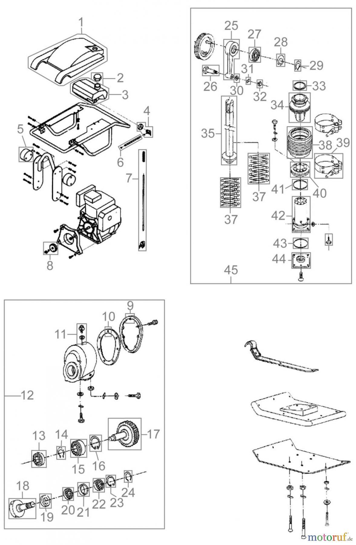 g de bauger te r ttelplatte vibrationsstampfer gvs 55471. Black Bedroom Furniture Sets. Home Design Ideas
