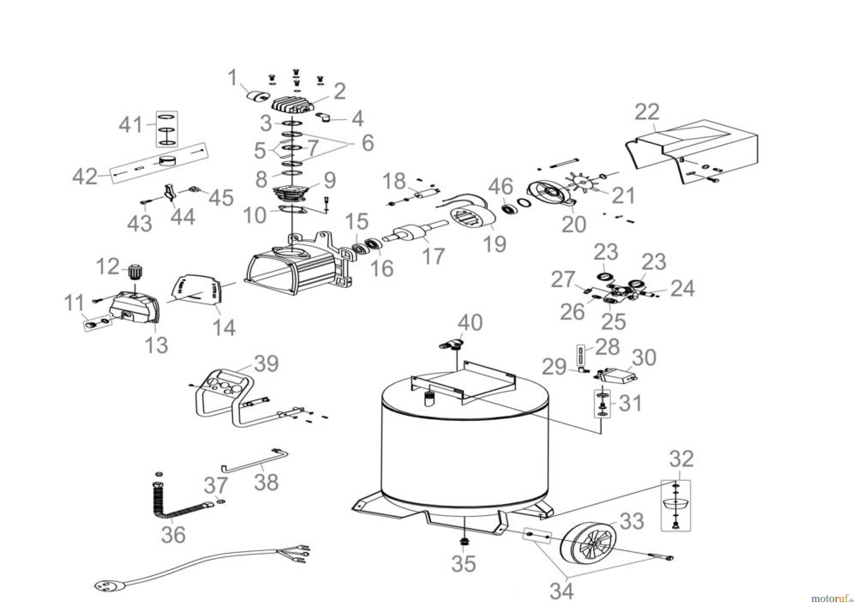 g de drucklufttechnik kompressoren lgeschmiert bis 50l kessel kompressor 220 10 50 50107. Black Bedroom Furniture Sets. Home Design Ideas