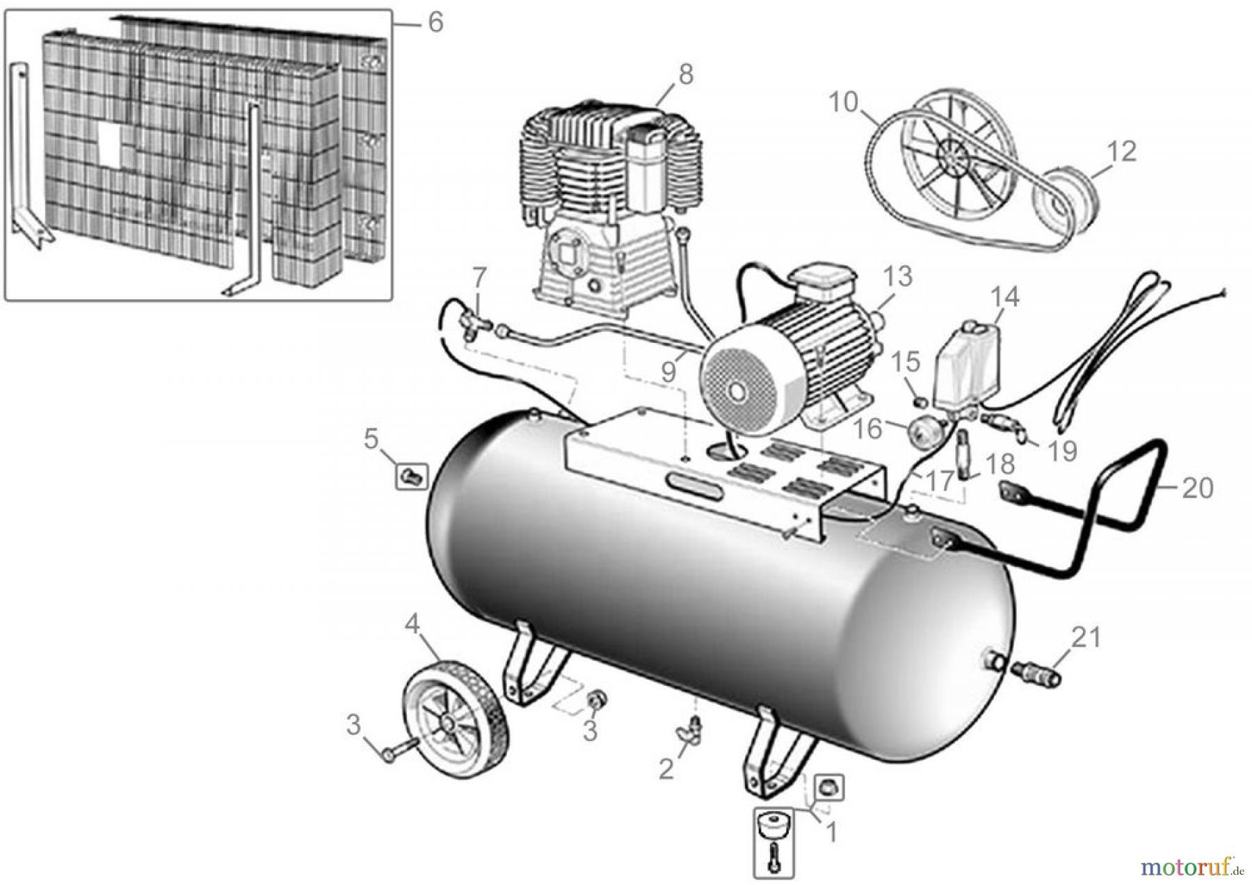 Keenso Universal Motorrad Kohlefaser Luftfilter f/ür 150cc-250cc Motorrad Roller ATV Dirt Bike 42mm