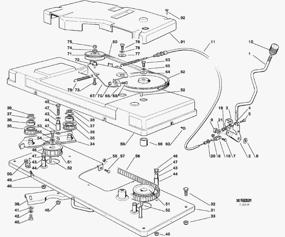 ersatzteillisten f r solo rasenm her schneidwerkzeug 1. Black Bedroom Furniture Sets. Home Design Ideas