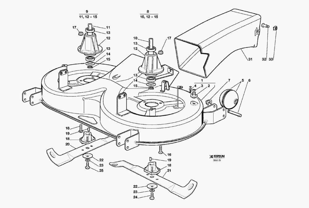 ersatzteillisten f r solo rasenm her schneidwerkzeug 2. Black Bedroom Furniture Sets. Home Design Ideas